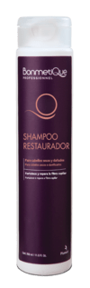 Bonmetique shampoo restaurador 350 ml