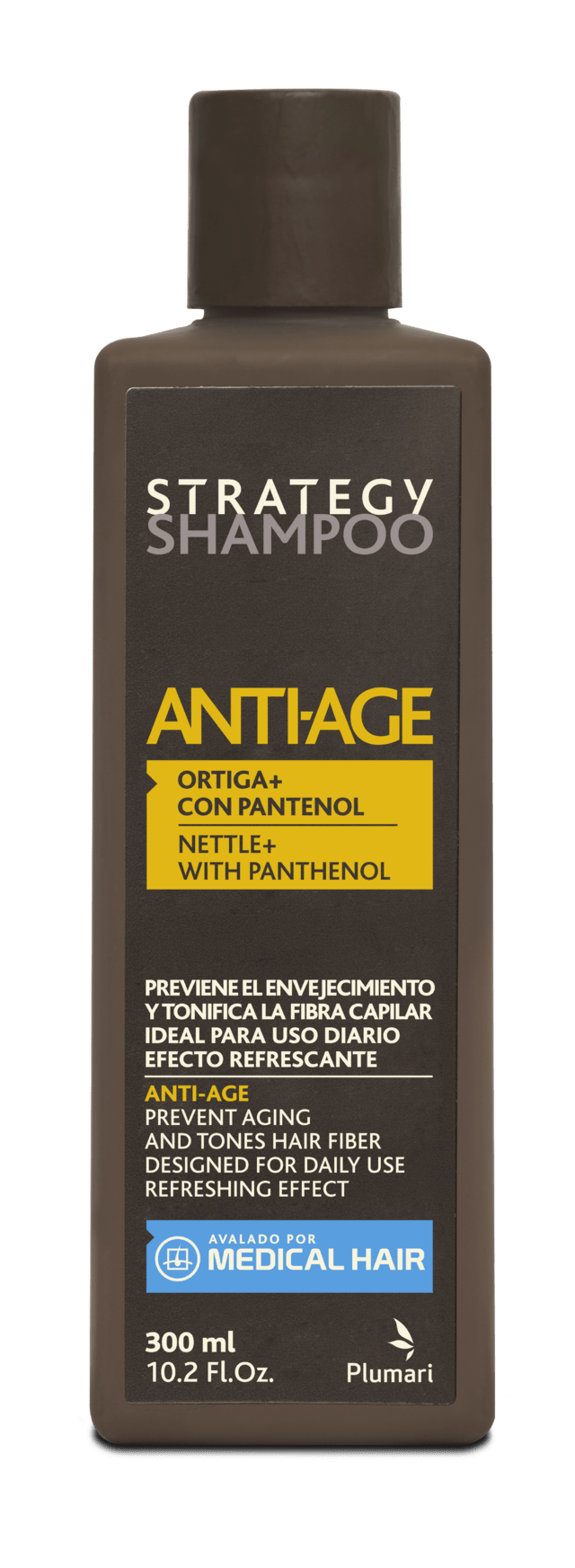 Strategy shampoo anti age