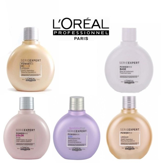 Loreal expert powermix 150 ml + power mix base 150 ml