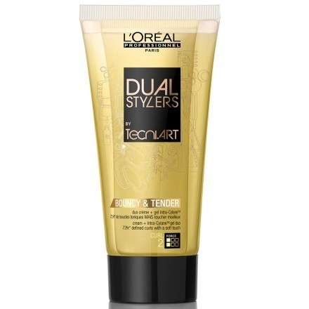 Loreal dual stylers tecniart bouncy & tender  curls 150ml
