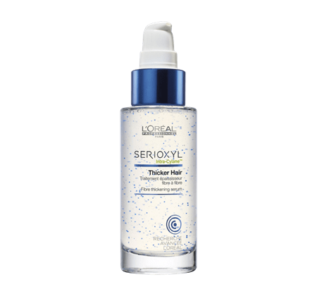 Loreal serioxyl Thicker hair serum