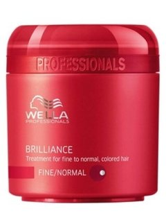 WELLA MASCARA BRILLANCE 150 ml