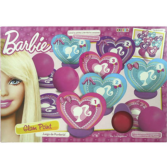 Barbie Glam Point