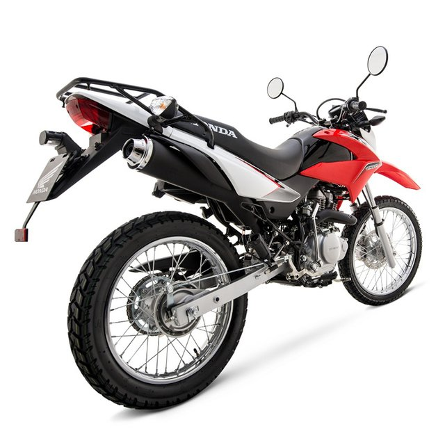 Moto HONDA XR-150L RALLY en internet