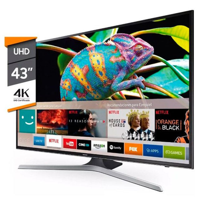 SMART TV SAMSUNG 43