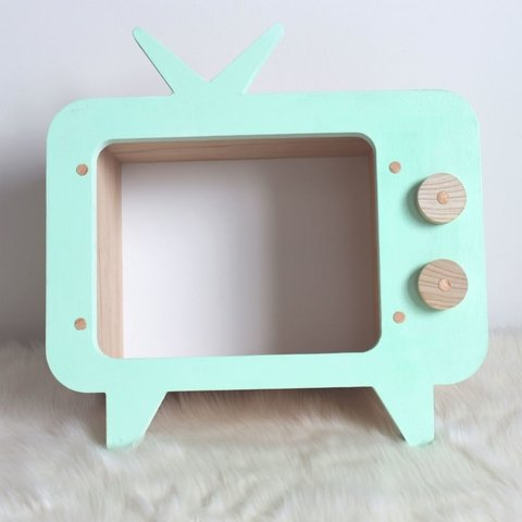 ESTANTE TELEVISOR RETRO - Reir, Kids & Deco