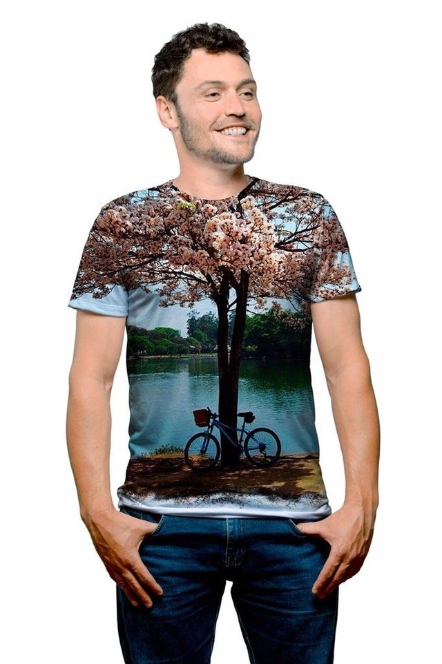 Camiseta Ibirapuera Bike