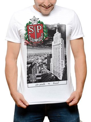 Camiseta BANESPA SP