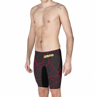 Malla Arena Pskin Carbon Air Jammer Hombre Black-red