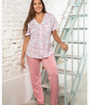 Art. 20845-Pijama Flower  - BIANCA SECRETA