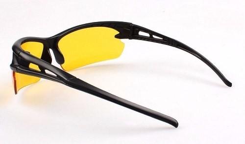 ... Óculos De Sol Amarelho Para Uso Noturno E Esportes na internet ... a16c3549e9