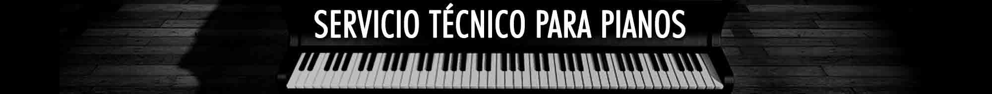 Servicio Técnico para Pianos