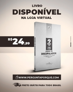 Manual do Discipulador - comprar online