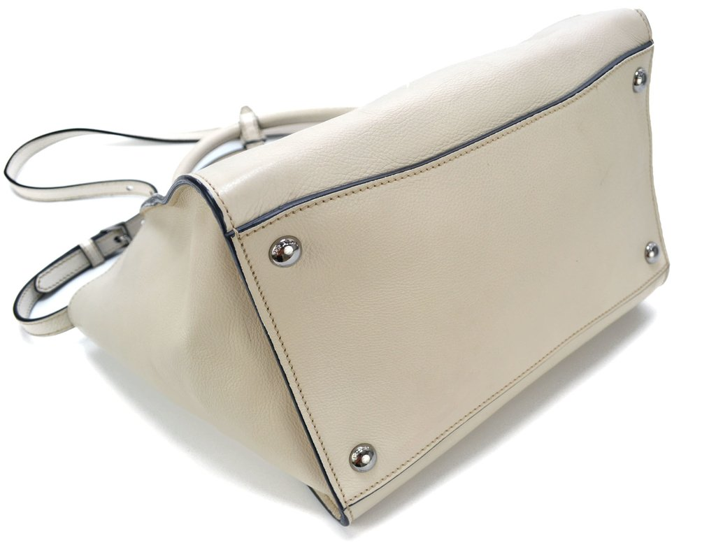 1ff350be7a71f ... Bolsa Prada Twin Pocket cor Talco - loja online ...