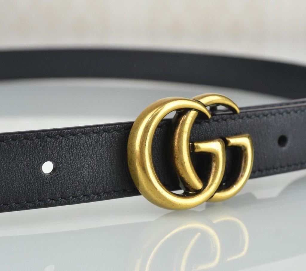 d368240c22a ... internet  Cinto Gucci Double G Buckle 90 36 - Paris Brechó - Artigos de Luxo  Seminovos ...
