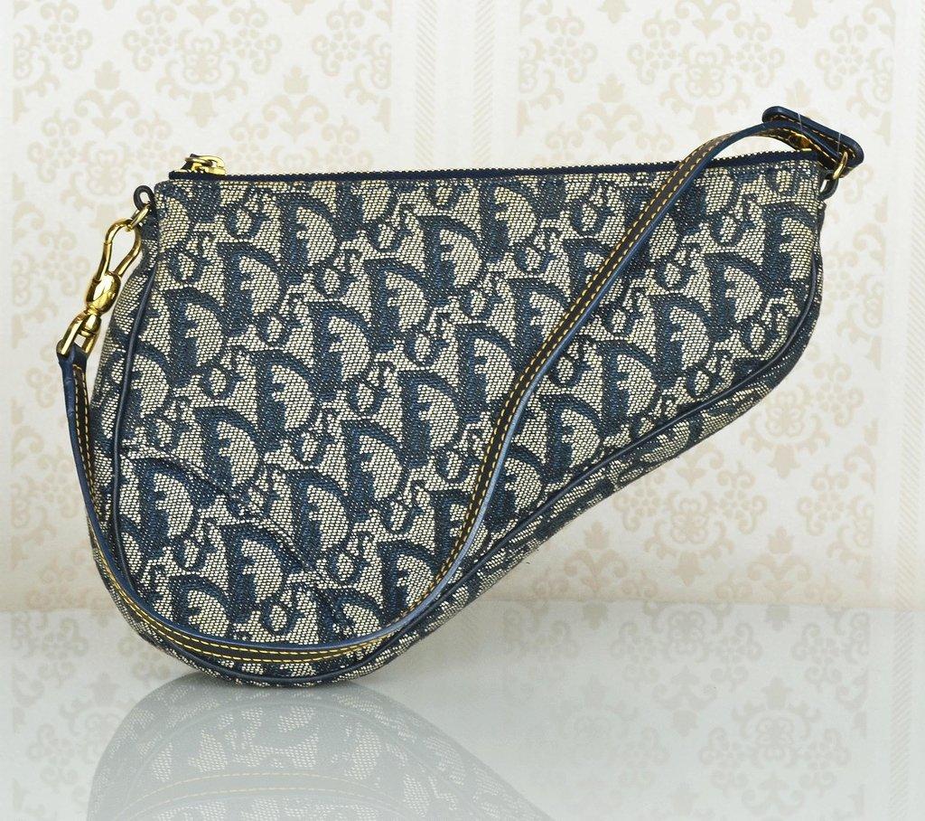 928f37908 Bolsa Dior Saddle Pequena