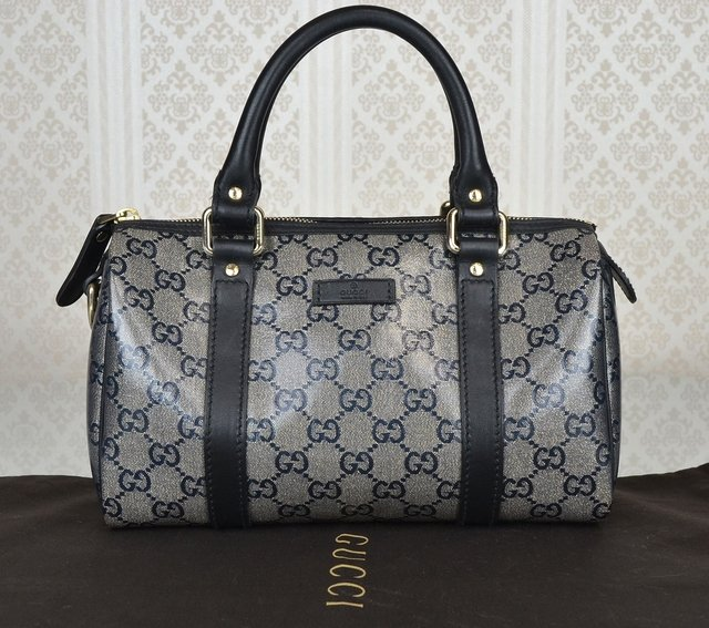 Bolsa Gucci Joy Boston Small Prata - loja online
