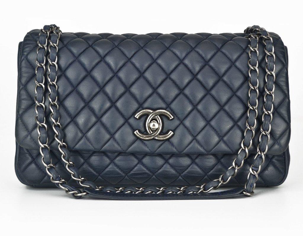 f9406546a Bolsa Chanel New Bubble Flap Bag