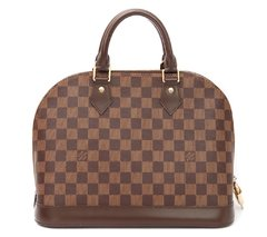Bolsa Louis Vuitton Damier Alma PM