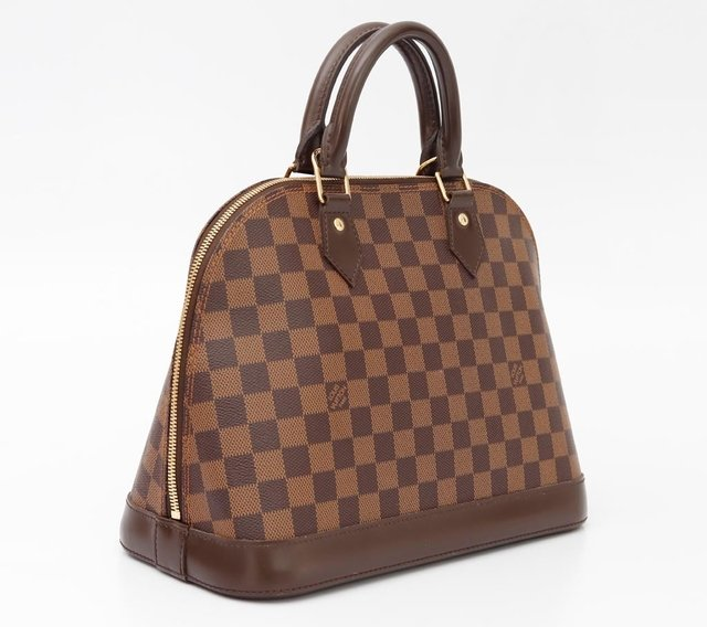 Bolsa Louis Vuitton Damier Alma PM na internet