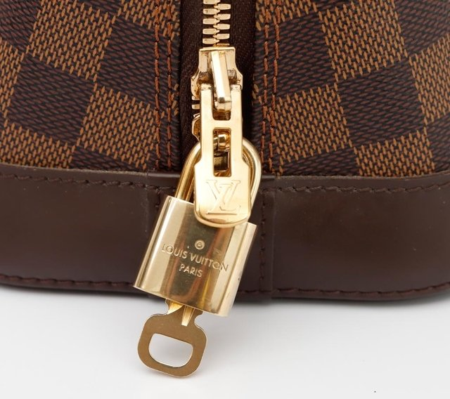 Imagem do Bolsa Louis Vuitton Damier Alma PM