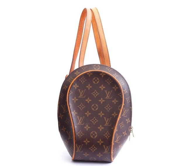Mochila Louis Vuitton Ellipse Monograma na internet