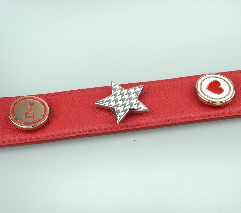 5a52020d7 ... Bolsa My Lady Dior Vermelha - comprar online ...