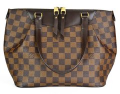 Bolsa Louis Vuitton Damier Canvas Westminster PM