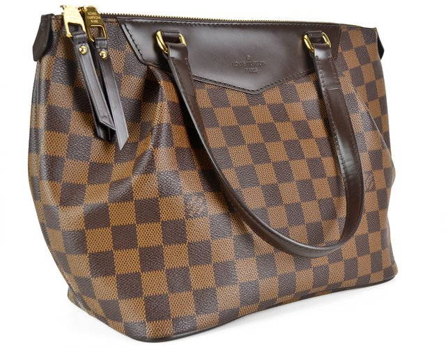 Bolsa Louis Vuitton Damier Canvas Westminster PM - comprar online