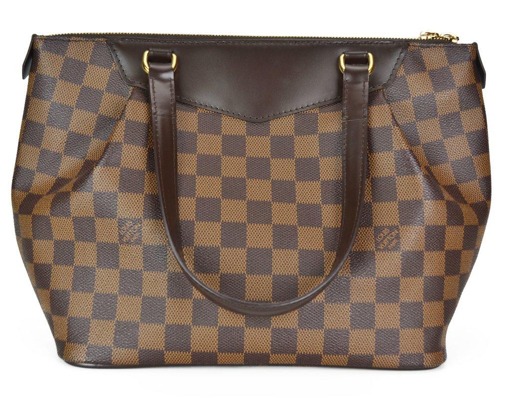 275bdbaf7 ... Bolsa Louis Vuitton Damier Canvas Westminster PM - Paris Brechó -  Artigos de Luxo Seminovos ...