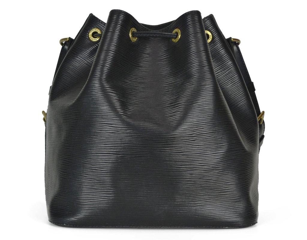 837fe2fed ... Bolsa Louis Vuitton Petit Noé Black Epi - Paris Brechó - Artigos de Luxo  Seminovos ...