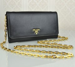 Bolsa Prada Original Saffiano Wallet on Chain