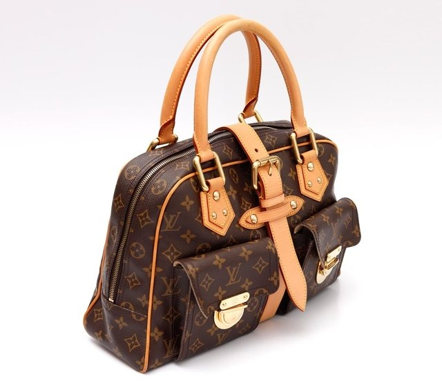 Bolsa Louis Vuitton Monograma Manhattan GM na internet