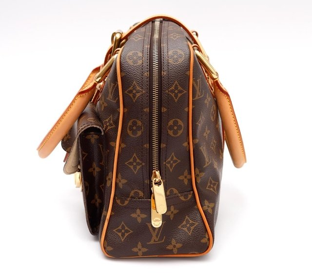Bolsa Louis Vuitton Monograma Manhattan GM - comprar online