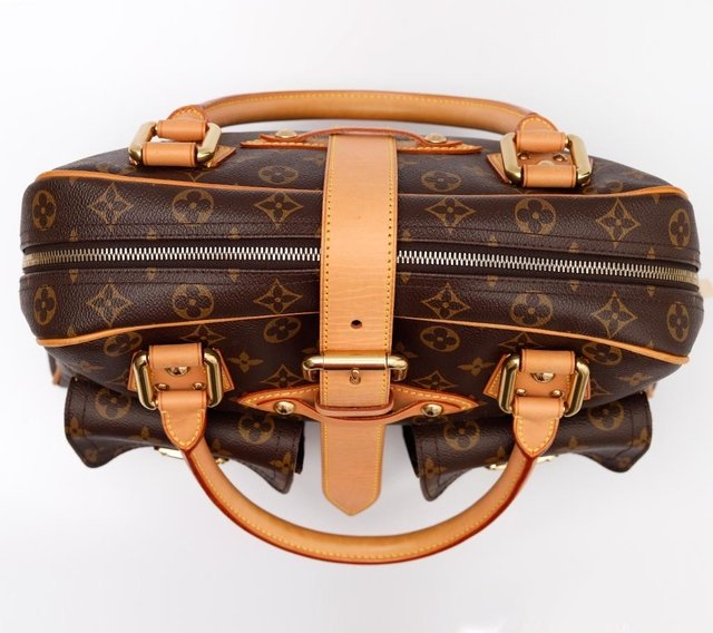 Bolsa Louis Vuitton Monograma Manhattan GM - loja online