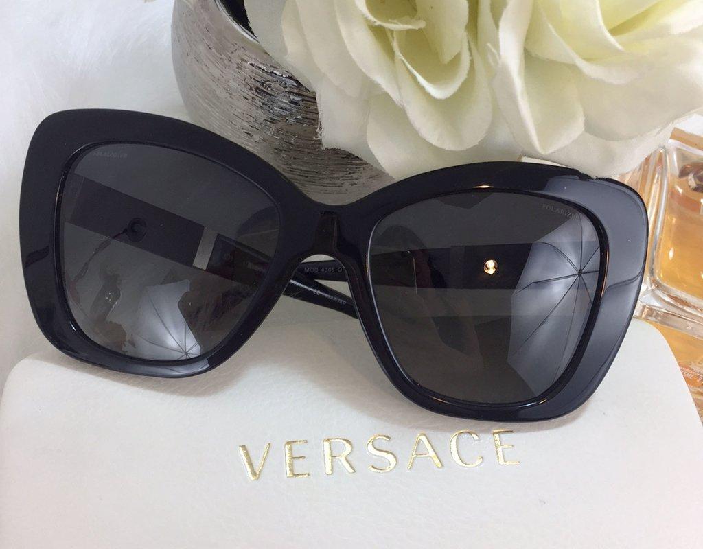 Óculos Versace Polarizado 4305-Q ca3c92d3bf