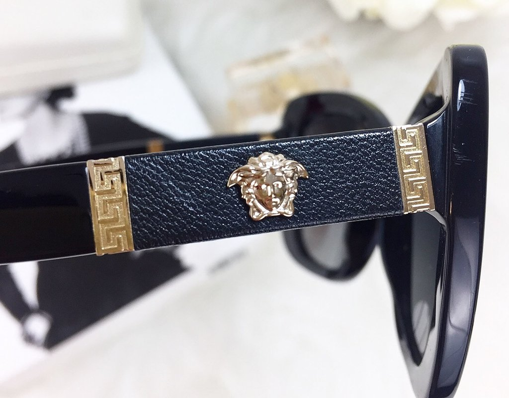 ... Óculos Versace Polarizado 4305-Q na internet ... 290d33d0dd