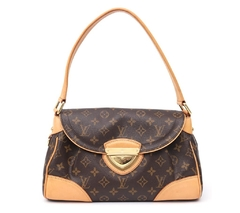 Bolsa Louis Vuitton Monograma Beverly MM
