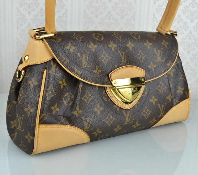 Bolsa Louis Vuitton Monograma Beverly MM - comprar online