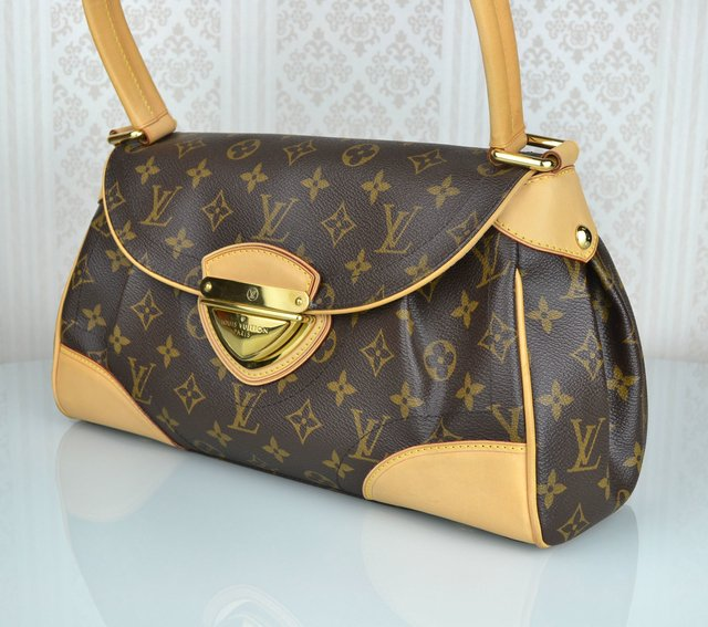 Bolsa Louis Vuitton Monograma Beverly MM - Paris Brechó - Artigos de Luxo Seminovos