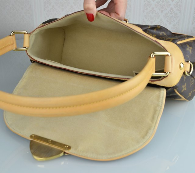 Bolsa Louis Vuitton Monograma Beverly MM - loja online