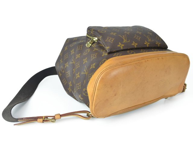 Imagem do Mochila Louis Vuitton Montsouris GM Monograma