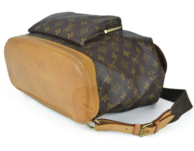Mochila Louis Vuitton Montsouris GM Monograma