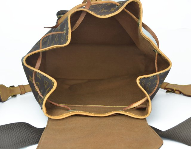 Mochila Louis Vuitton Montsouris GM Monograma - comprar online