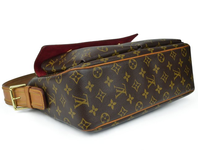 Imagem do Bolsa Louis Vuitton Monogram Canvas Viva Cite GM