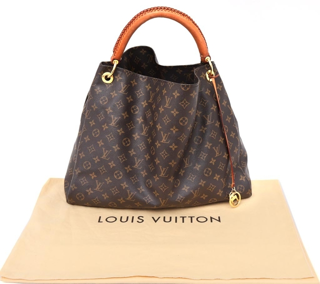 Imagem do Bolsa Original Louis Vuitton Monograma Artsy GM