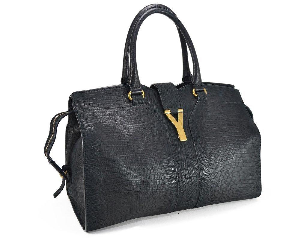 ... Bolsa Yves Saint Laurent Cabas Chyc - comprar online ... ead4b613c6