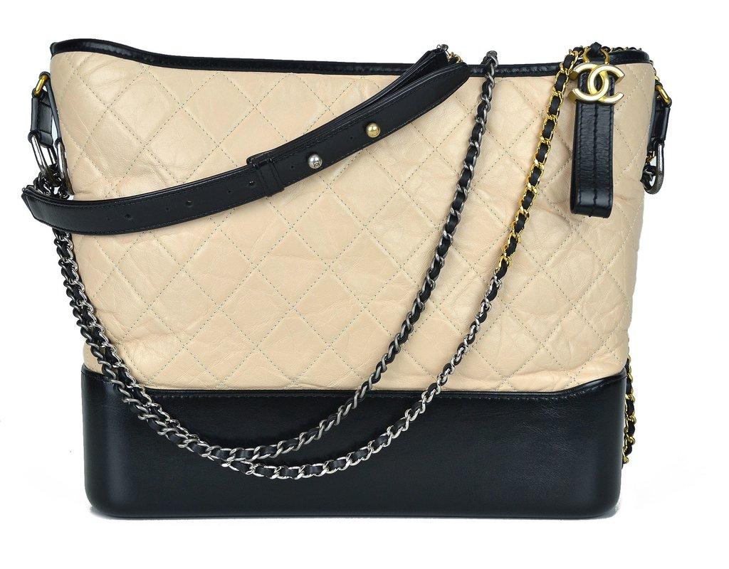 9b146bb6450 Bolsa Chanel Gabrielle Hobo Large