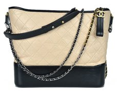 Bolsa Chanel Gabrielle Hobo Large