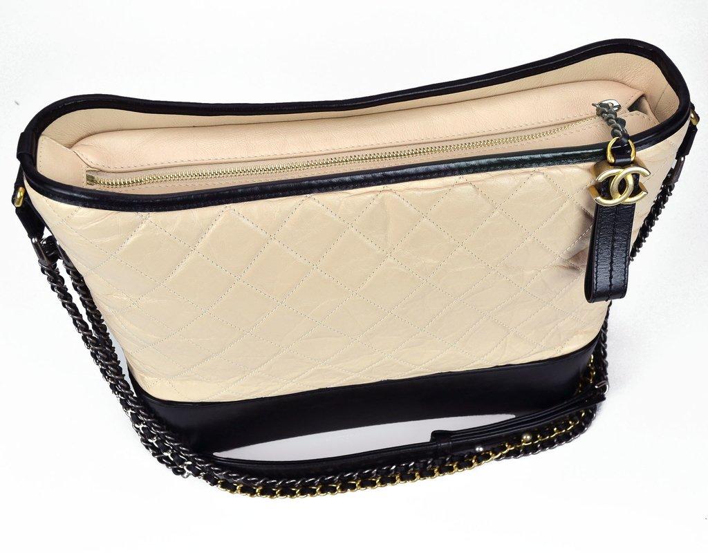 b4dcd437e43 ... Paris Brechó - Artigos de Luxo Seminovos  Bolsa Chanel Gabrielle Hobo  Large - loja online ...